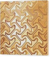 Moveonart New Patterns 1 Wood Print