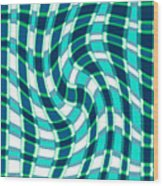 Moveonart New Patterns 3 Wood Print