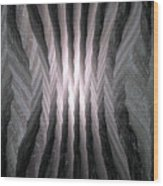 Moveonart Omnivibes Wood Print