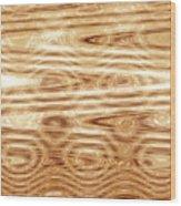 Moveonart Refining Purifying Gold Wood Print