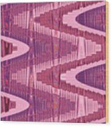 Moveonart Seneca Cayuga Design 1 Wood Print