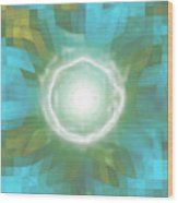 Moveonart Seneca Cayuga Indian Blessing Wood Print