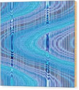 Moveonart Spirit Moves With Music 4 Wood Print