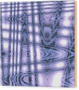 Moveonart Spiritual Power 4 Wood Print