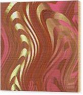 Moveonart Spiritual Transformation 1 Wood Print