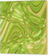 Moveonart Spiritual Transformation 3 Wood Print