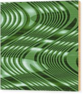 Moveonart The Wave Of The Future Is Here 2 Wood Print