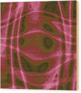 Moveonart Unknown Artistic Intelligence Wood Print