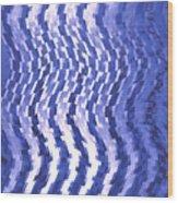 Moveonart Urban Waves 2 Wood Print