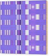 Moveonart Violet Interactive Spiritual Solutions Wood Print