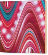 Moveonart Wave Of Enlightenment Three Wood Print