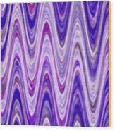 Moveonart Waves Of New Life Wood Print