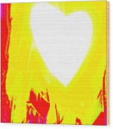 Moveonart You Are Loved 3 Wood Print