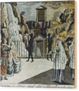 Mozart: Magic Flute Wood Print