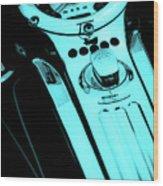 Mph Blue 5485 G_5 Wood Print