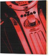 Mph Red 5485 G_2 Wood Print