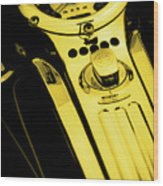 Mph Yellow 5485 G_3 Wood Print