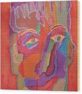 Mr. Frank N. Steiner Wood Print