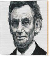 Mr President Wood Print