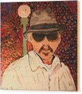 Mr.perez Wood Print