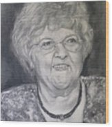 Mrs. Carol Paul Wood Print