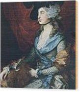 Mrs Siddons. British Actress Sarah Wood Print