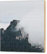 Mrs Stones-rarau Wood Print