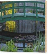 Msu Spring 7 Wood Print