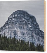 Mt Chephern  Wood Print