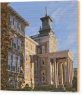 Mt St.mary Academy Wood Print