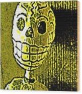 Muertos 1 Wood Print