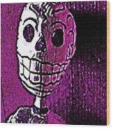 Muertos 3 Wood Print