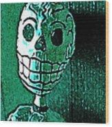 Muertos 4 Wood Print