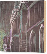 Mukha Wood Print