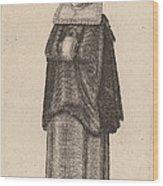 Mulier Generosa Viennensis Austri Wood Print