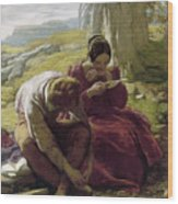 Mulready: Sonnet, 1839 Wood Print