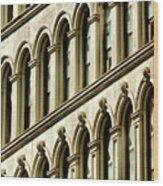 Multiple Views Wood Print