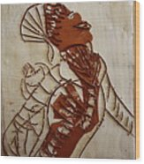 Mums Adrift - Tile Wood Print