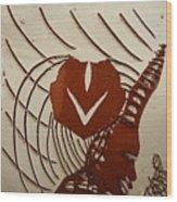 Mums Here - Tile Wood Print