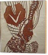 Mums Looking - Tile Wood Print