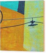 Mural Niedersachsen Club V3 Dsc_3560 Wood Print