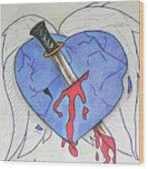 Murdered Soul Wood Print