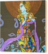 Murlimanohar Shyaam Wood Print