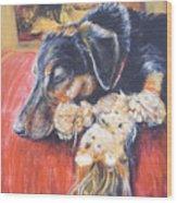 Murphy Viii Wood Print