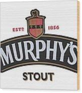 Murphys Irish Stout Wood Print