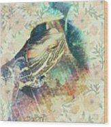 Murtle Grunge Wood Print