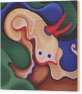 Muse Wood Print