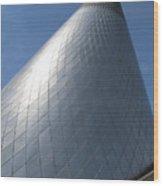 Museum Of Glass 3 Wood Print