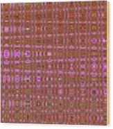 Mushroom # 7979 Abstract Wood Print