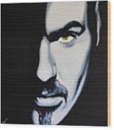 Music Icon Wood Print